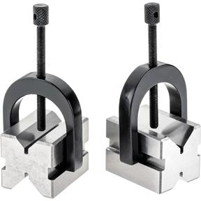 V-Block Pair w/ Clamps 1-5/8""