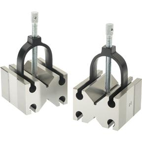 V-Block Pair w/ clamps Side Use