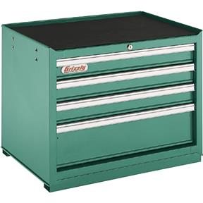 4 Drawer Full Depth Tool Chest
