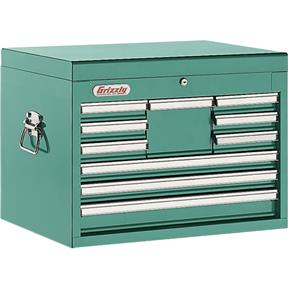 10 Drawer Full Depth Tool Chest
