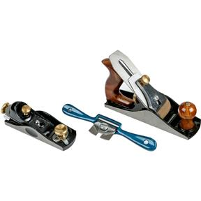 3 pc. Woodworking Plane Set