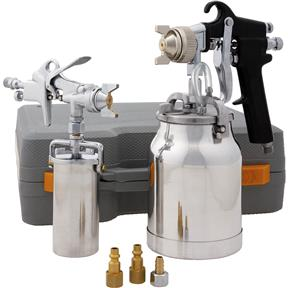 2 pc. Spray Gun Set