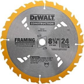 "8-1/4"" x 5/8"" 24t ATB .070 Framing Blade"