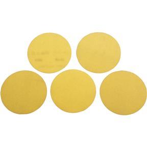 "5"" A/O Sanding Disc, 320-C Grit H&L, 5 pk."