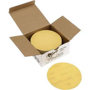 "5"" A/O Sanding Disc, 320-C Grit H&L, 50 pk."