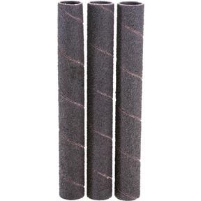 """5/8"""" Dia. x 5-1/2"""" A/O Hard Sanding Sleeve, 60 Grit, 3 pk."""