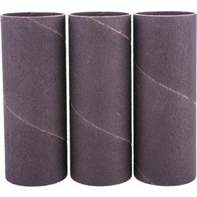 """2"""" Dia. x 5-1/2"""" A/O Hard Sanding Sleeve, 80 Grit, 3 pk."""