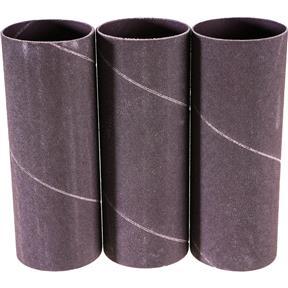 """2"""" Dia. x 5-1/2"""" A/O Hard Sanding Sleeve, 120 Grit, 3 pk."""