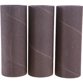 """2"""" Dia. x 5-1/2"""" A/O Hard Sanding Sleeve, 150 Grit, 3 pk."""