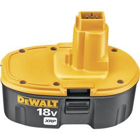 18V XRP 2.4Ah Ni-Cad Battery Pack
