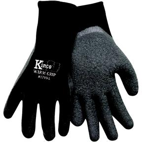 Thermal Lined Gripping Glove, Large