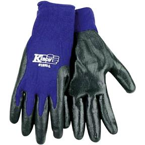Nitrile Gripping Glove, Large