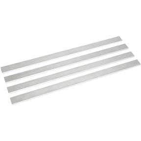 "20"" x 1-3/16"" x 1/8"" HSS Planer Blades, Set of 4"