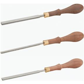 "6"" Fret Files - Set of 3"