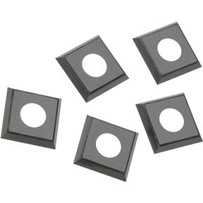 Indexable Carbide Inserts, 10 Pack