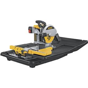 "Heavy Duty 10"" Wet Tile Saw"