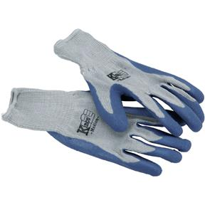 Economy Lined Gripping Gloves, Small