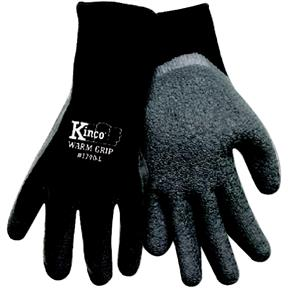 Thermal Lined Gripping Gloves, Small
