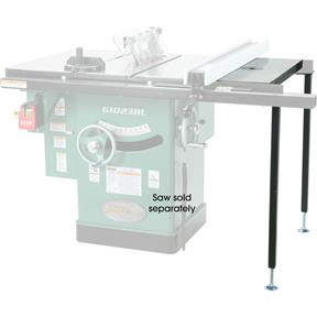 "18"" x 27"" Router Extension Table for Table Saw"
