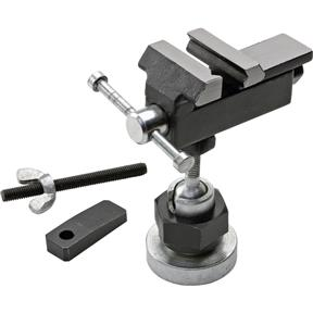 "2"" Mini Swiveling Vise, Steel"