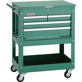 Rolling Tool Cart w/ 4 Drawer Tool Chest
