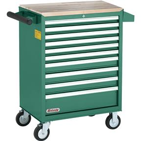 10 Drawer Rolling Tool Cabinet