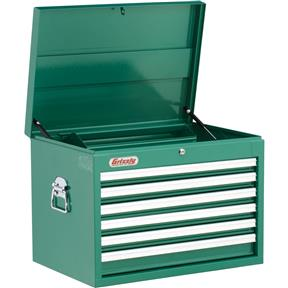 6 Drawer Tool Chest With Gas Springs