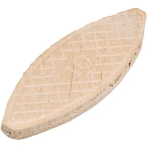 #10 Wood Biscuits, 125 pk.