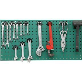 "35"" x 17-1/4"" Tool Storage Rack"