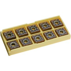 Carbide Inserts CNMG for Stainless, pk. of 10