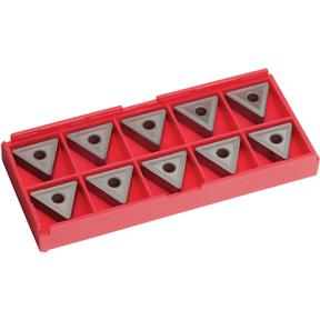 Carbide Inserts TNMG for Cast-Iron, pk. of 10
