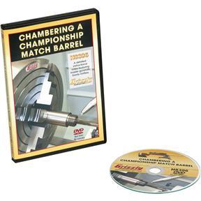 DVD - Chambering A Championship Match Barrel
