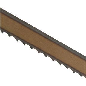 """165"""" x 1"""" x .035"""" x 3 TPI Pos Claw Bandsaw Blade"""
