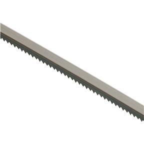 "124"" x 3/8"" x .025"" x 10 TPI Raker Bandsaw Blade"