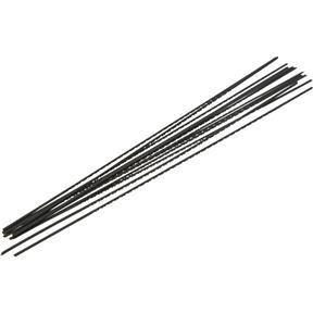 "#03 .040"" 20 TPI Flat, Plain End Scroll Saw Blade, 12 pk."