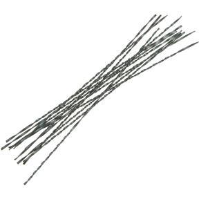 "#03 .052"" 41 TPI Spiral, Plain End Scroll Saw Blade, 12 pk."