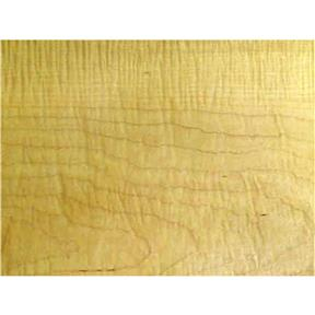 Sequenced Matched Figured Maple Veneer, 12 sq. ft.