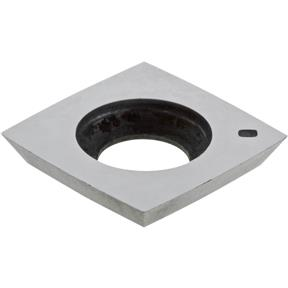 Indexable Carbide Insert - 15 x 15 x 2.5mm, 10 Pack
