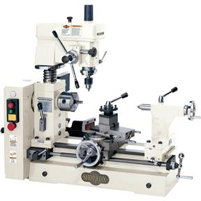 Small Combo Lathe / Mill
