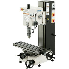 "6"" x 21"" 3/4 HP Variable-Speed Mill/Drill"