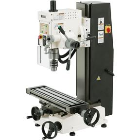 "6"" x 21"" 1 HP Deluxe Variable-Speed Mill/Drill"