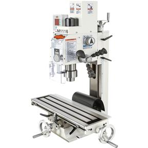 """6"""" x 20"""" Variable-Speed Mill/Drill with DRO"""