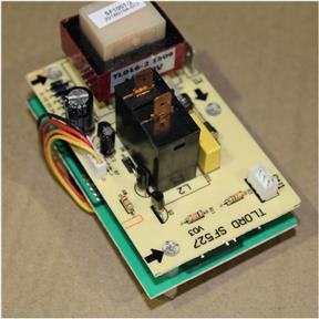 CIRCUIT BOARD 220V 256 CODE