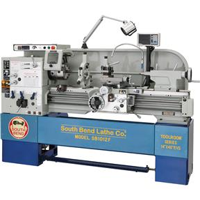 "14"" x 40"" Lathe with DRO"