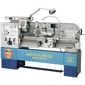 "14"" x 40"" Electronic Variable-Speed 440V Toolroom Lathe with Fagor DRO"