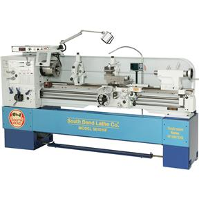 "16"" x 60"" Electronic Variable-Speed 440V Toolroom Lathe with Fagor DRO"