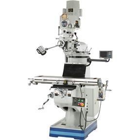 """9"""" x 42"""" 2 HP Mill with DRO"""