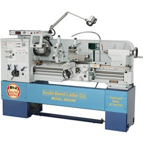 "16"" x 40"" Lathe 440V with DRO"