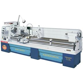 "21"" x 120"" Turn-Nado EVS Lathe with DRO"