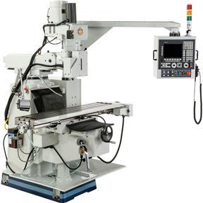"""12"""" x 58"""" CNC Knee Mill"""